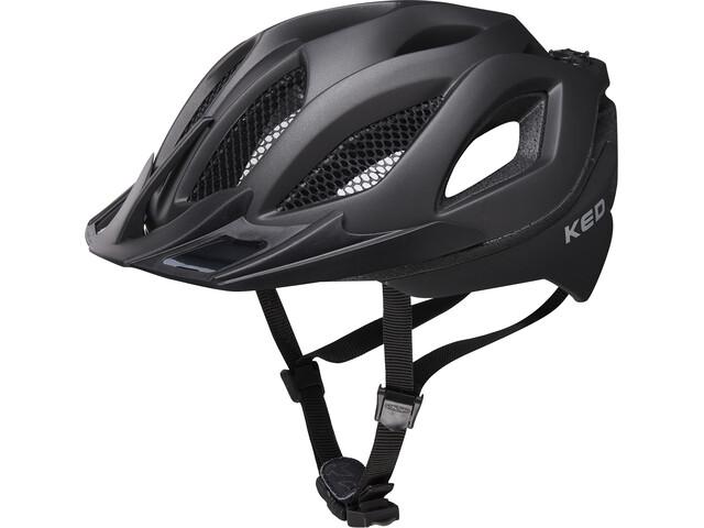 KED Spiri Two Helmet black matt